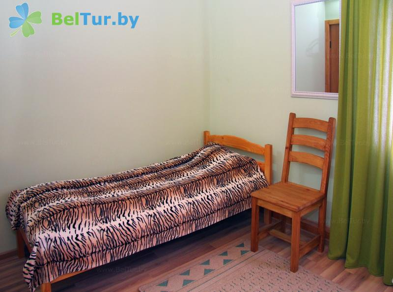 Отдых в Белоруссии Беларуси - усадьба Беловежская гостевая - трехместный однокомнатный (дом)