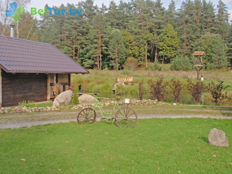 Отдых в Белоруссии Беларуси - усадьба Голубые озера - Пункт проката