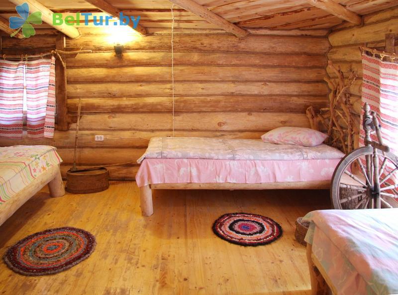 Отдых в Белоруссии Беларуси - усадьба Весёлая хата - дом (20 человек) (дом №1, 2)