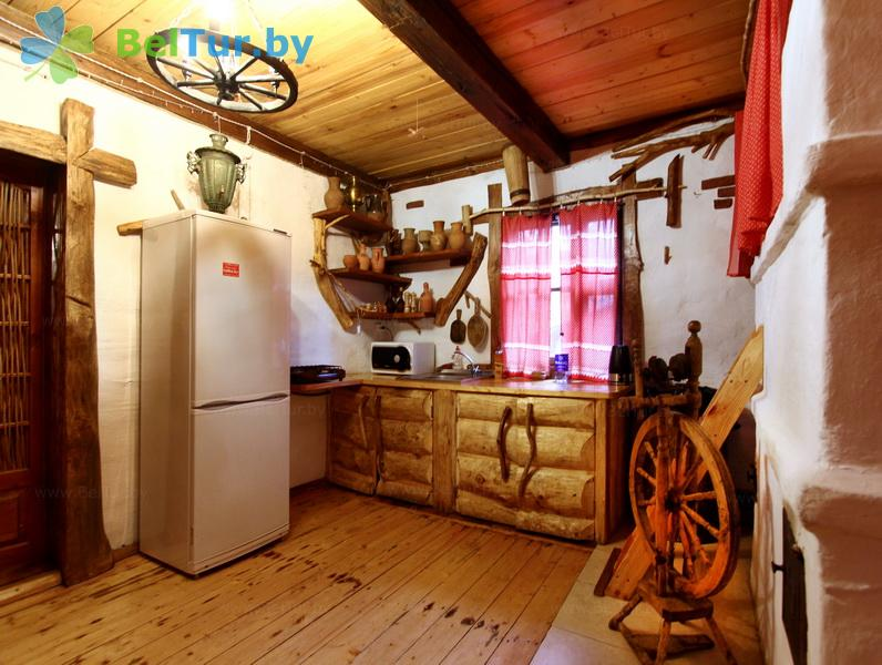 Отдых в Белоруссии Беларуси - усадьба Весёлая хата - Кухня