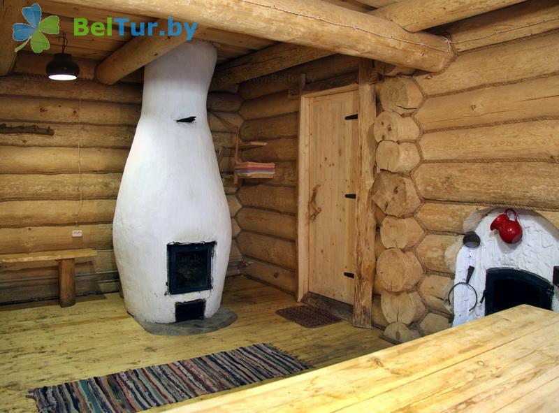 Отдых в Белоруссии Беларуси - усадьба Весёлая хата - Сауна