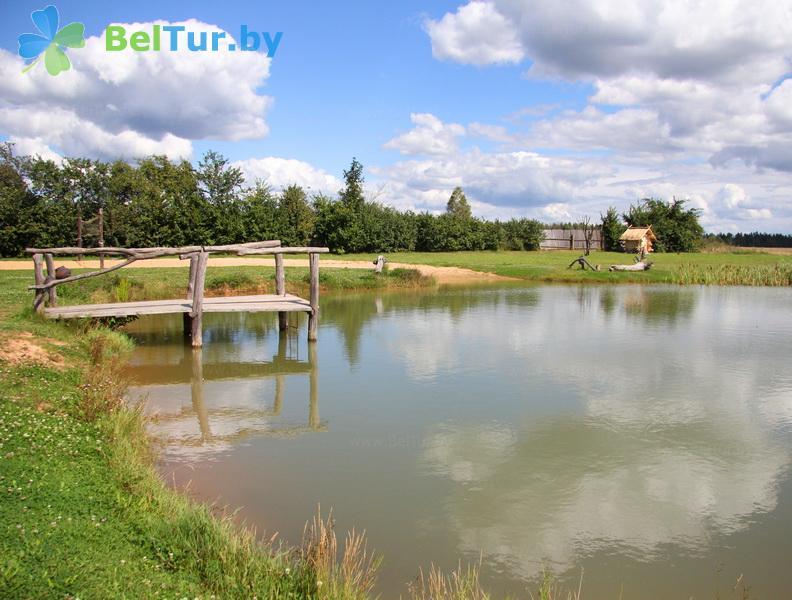 Отдых в Белоруссии Беларуси - усадьба Весёлая хата - Рыбалка