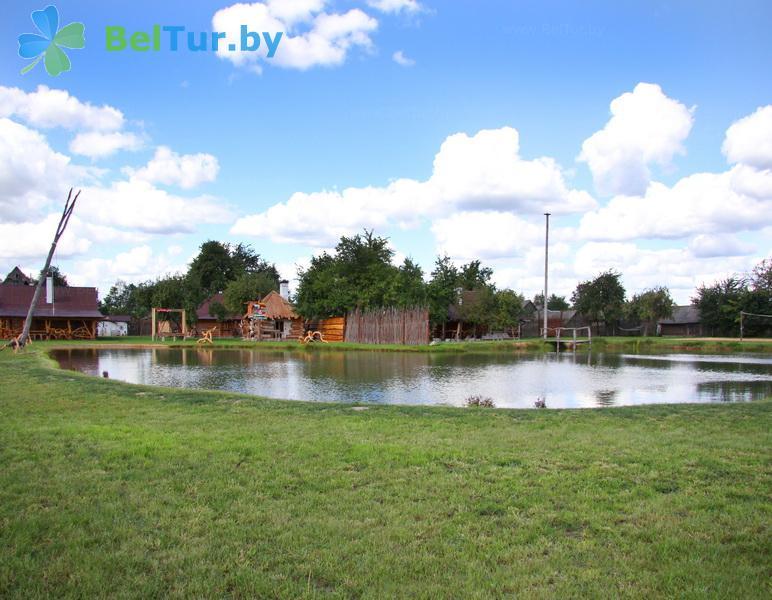 Отдых в Белоруссии Беларуси - усадьба Весёлая хата - Водоём