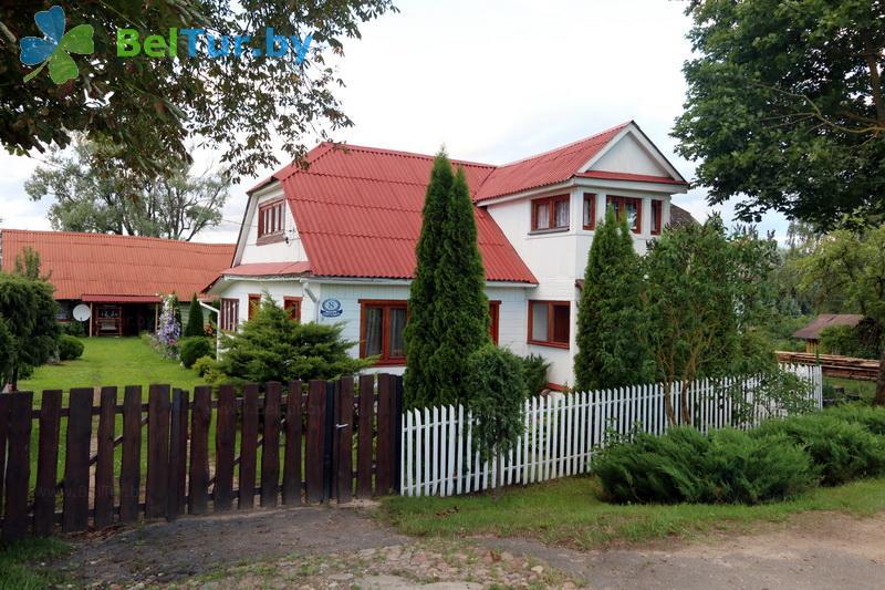 Отдых в Белоруссии Беларуси - усадьба Василевских - дом