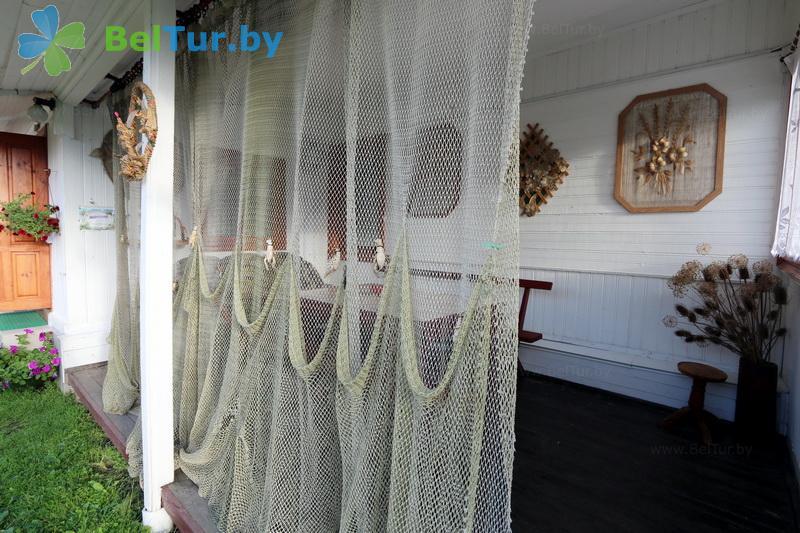 Адпачынак у Беларусі - сядзіба Васілеўскіх - дом (4  чалавека) (дом)