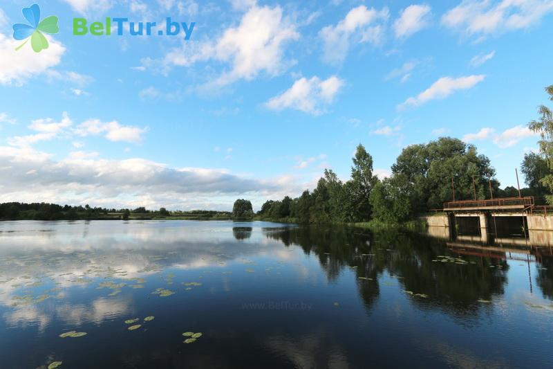 Отдых в Белоруссии Беларуси - усадьба Василевских - Рыбалка