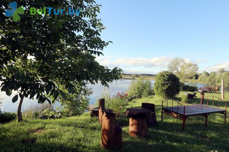 Отдых в Белоруссии Беларуси - усадьба Василевских - Территория и природа