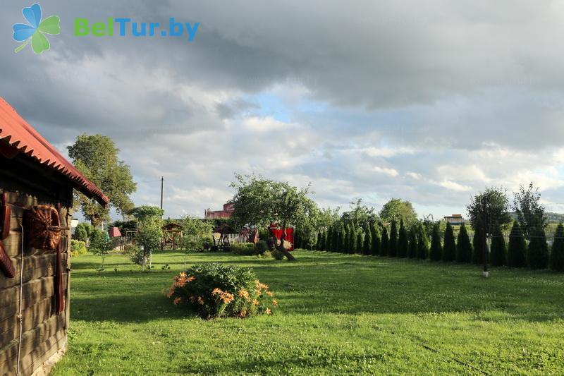 Адпачынак у Беларусі - сядзіба Васілеўскіх - Тэрыторыя і прырода