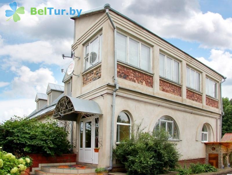 Отдых в Белоруссии Беларуси - усадьба Домашний очаг - дом