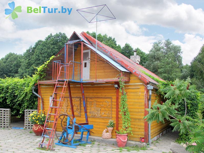 Отдых в Белоруссии Беларуси - усадьба Домашний очаг - гостевой домик