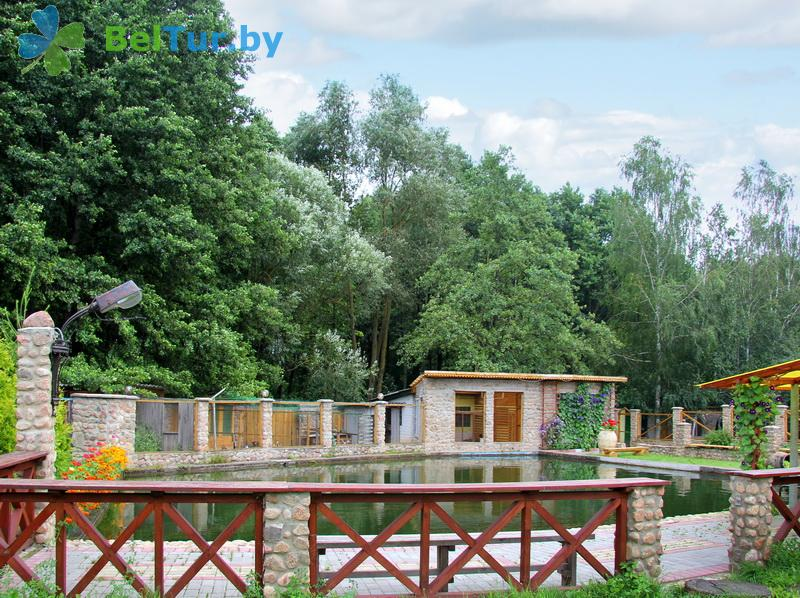Rest in Belarus - farmstead Domashni ochag - Territory