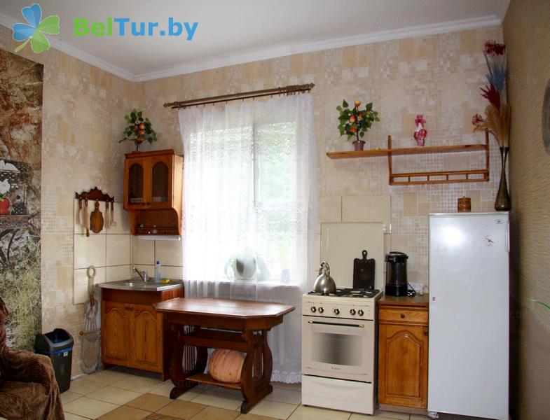 Отдых в Белоруссии Беларуси - усадьба Домашний очаг - Кухня