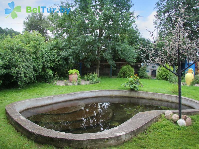 Отдых в Белоруссии Беларуси - усадьба Домашний очаг - Территория и природа
