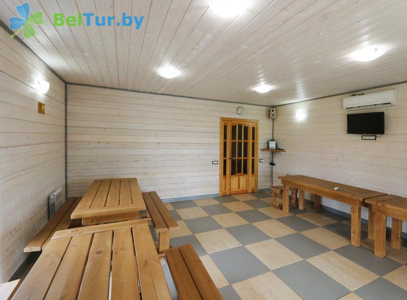 Отдых в Белоруссии Беларуси - усадьба Кафаров / Kafarov - Банкетный зал