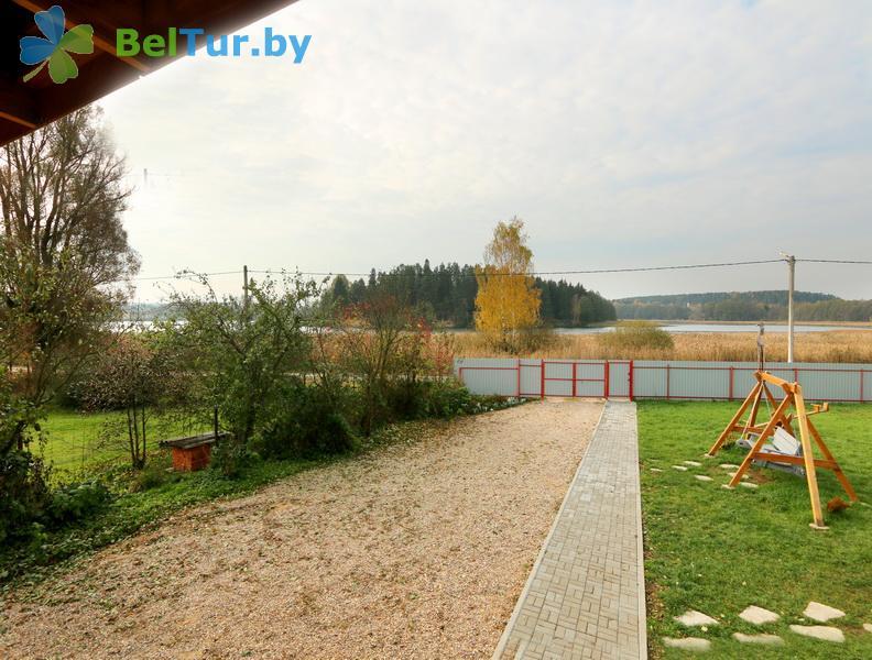 Отдых в Белоруссии Беларуси - усадьба Кафаров / Kafarov - Территория и природа