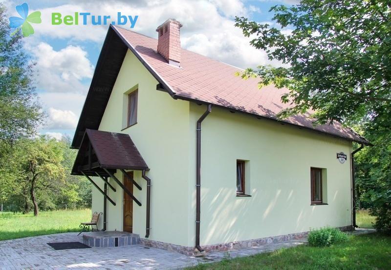 Отдых в Белоруссии Беларуси - усадьба Заезд Зубачи - дом