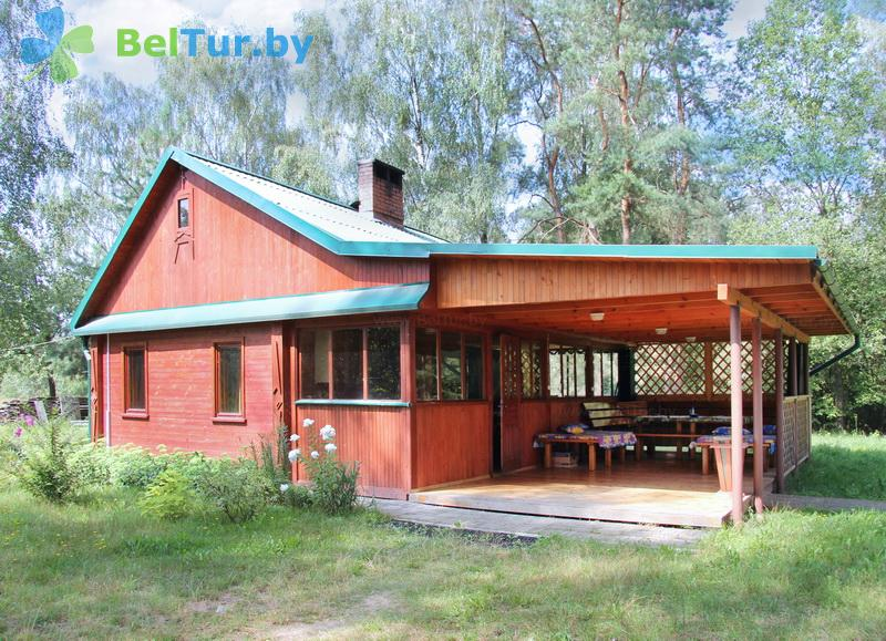 Отдых в Белоруссии Беларуси - усадьба Заезд Зубачи - баня
