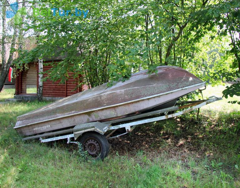 Отдых в Белоруссии Беларуси - усадьба Заезд Зубачи - Прокат лодок