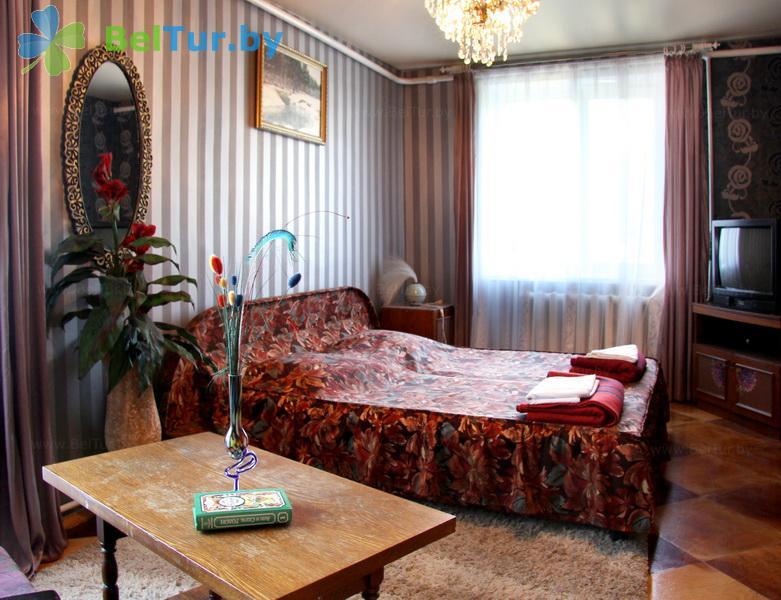 Отдых в Белоруссии Беларуси - усадьба Изабелла - двухместный (дом)