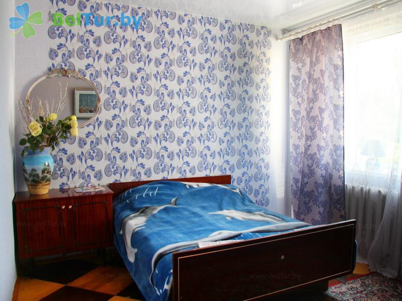Отдых в Белоруссии Беларуси - усадьба Изабелла - трехместный (дом)