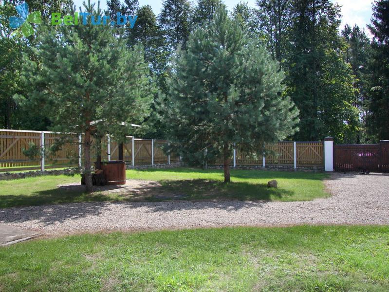 Отдых в Белоруссии Беларуси - усадьба Асавы - Территория и природа