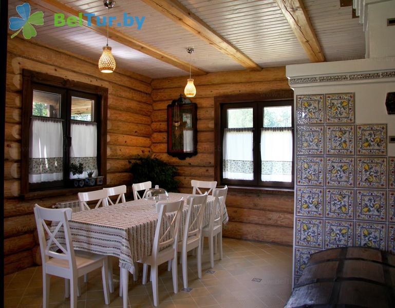 Отдых в Белоруссии Беларуси - усадьба Асавы - Кухня