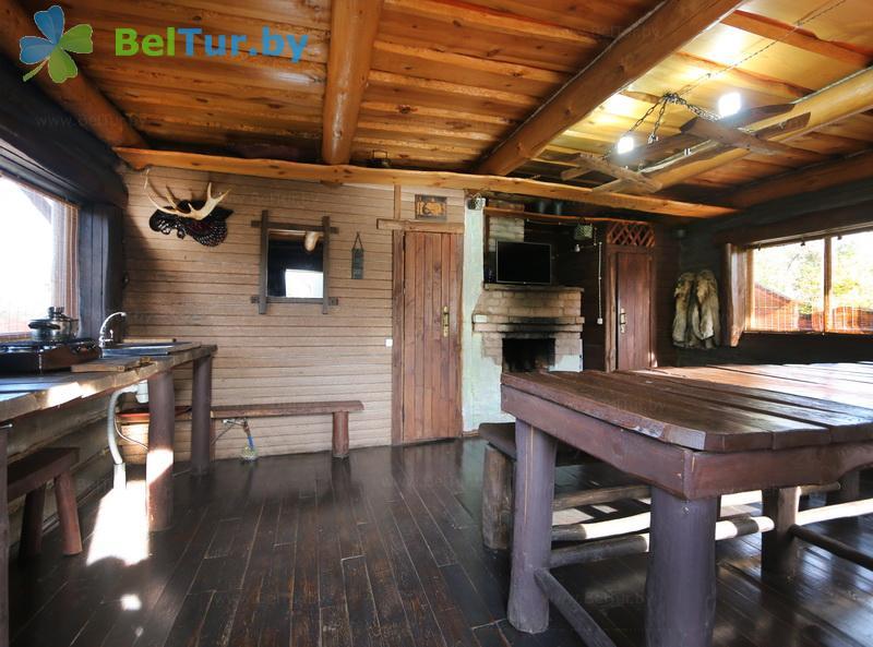 Отдых в Белоруссии Беларуси - усадьба Чырвоны капялюшык - Кухня
