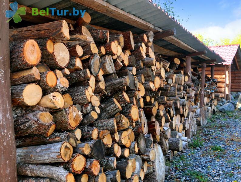 Отдых в Белоруссии Беларуси - усадьба Чырвоны капялюшык - Территория и природа