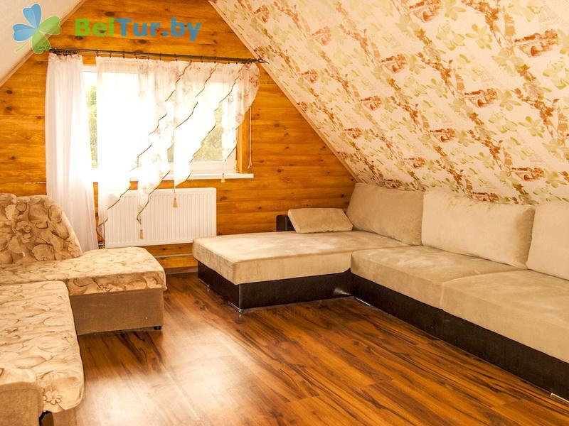 Отдых в Белоруссии Беларуси - усадьба Каменная горка - дом (6 человек) (дом)