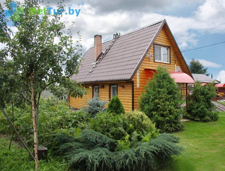 Отдых в Белоруссии Беларуси - усадьба Каменная горка - дом