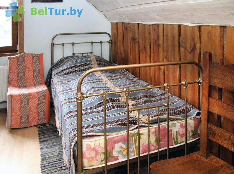 Отдых в Белоруссии Беларуси - усадьба Павлиново - двухместный (дом)