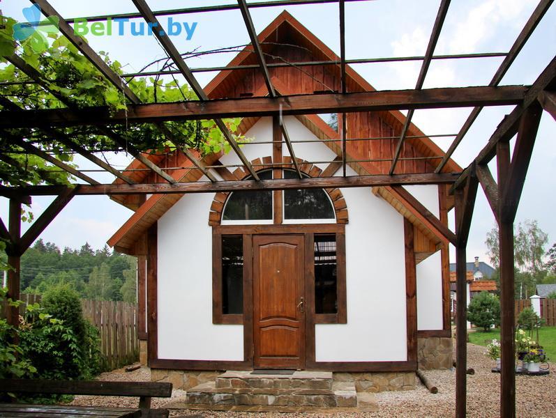 Отдых в Белоруссии Беларуси - усадьба Павлиново - баня