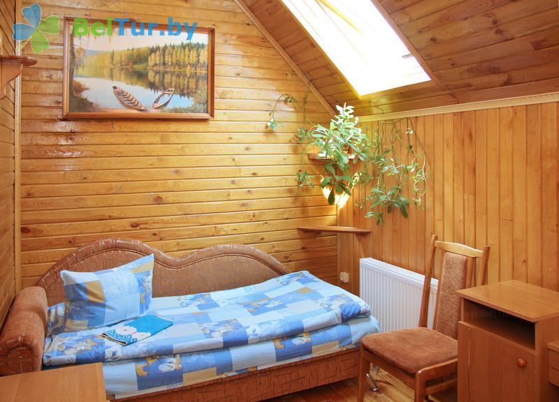 Отдых в Белоруссии Беларуси - усадьба Каменецкое затишье - двухместный (дом)