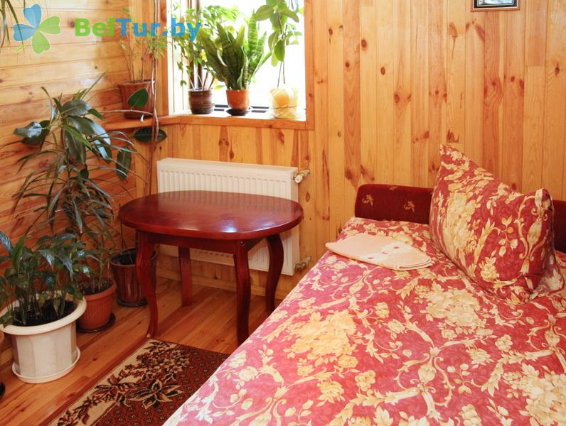 Отдых в Белоруссии Беларуси - усадьба Каменецкое затишье - трехместный (дом)