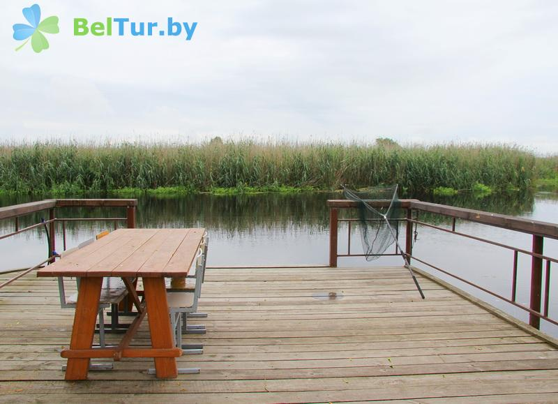 Отдых в Белоруссии Беларуси - усадьба Калинка 2 - Рыбалка