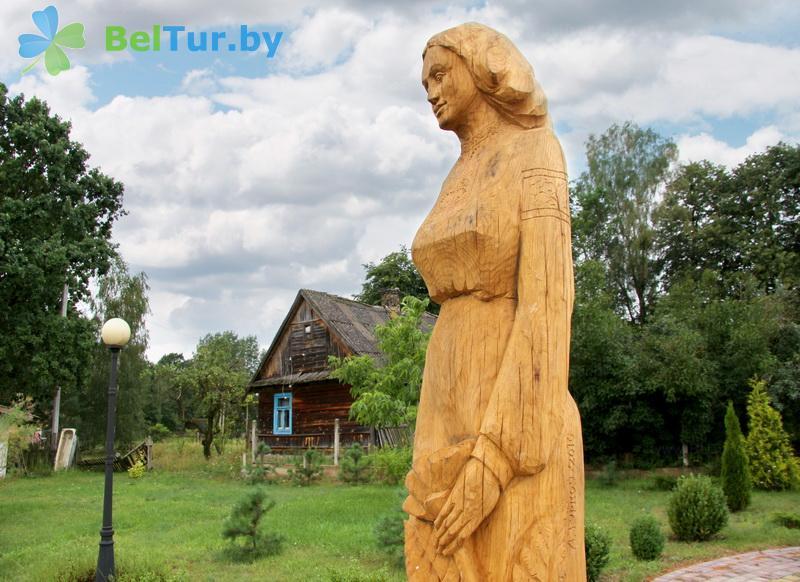 Отдых в Белоруссии Беларуси - усадьба Калинка 2 - Территория и природа