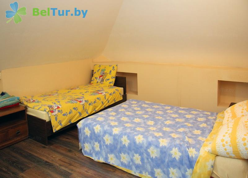 Отдых в Белоруссии Беларуси - усадьба Калинка 2 - трехместный (дом)