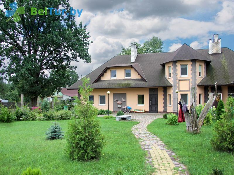 Отдых в Белоруссии Беларуси - усадьба Калинка 2 - дом
