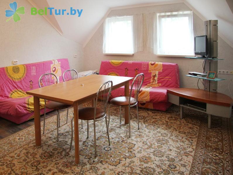 Отдых в Белоруссии Беларуси - усадьба Калинка 2 - дом (23 человека) (банкетный зал)