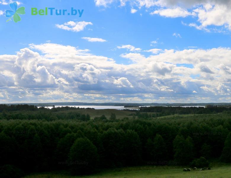 Отдых в Белоруссии Беларуси - усадьба Респект Хаус / Respect House - Территория и природа