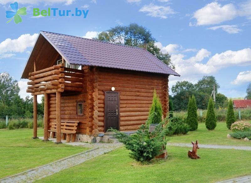 Отдых в Белоруссии Беларуси - усадьба Респект Хаус / Respect House - баня