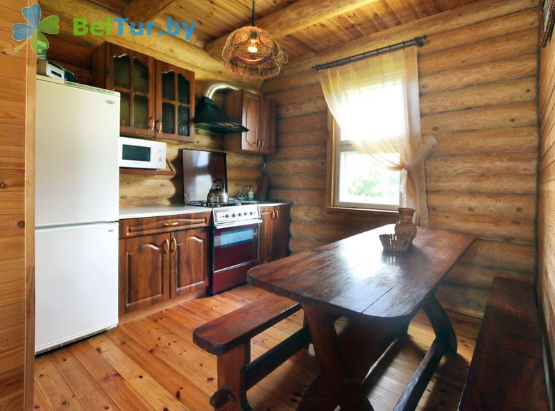 Отдых в Белоруссии Беларуси - усадьба Респект Хаус / Respect House - Кухня