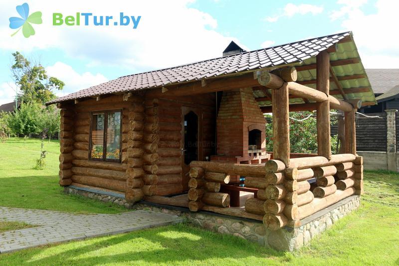 Отдых в Белоруссии Беларуси - усадьба Респект Хаус / Respect House - Площадка для шашлыков