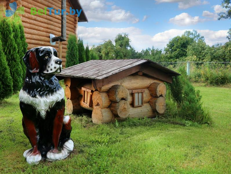 Отдых в Белоруссии Беларуси - усадьба Респект Хаус / Respect House - Приём с животными