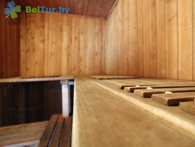 Отдых в Белоруссии Беларуси - усадьба Респект Хаус / Respect House - Баня русская