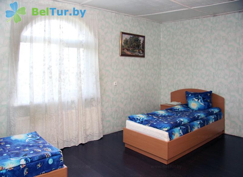 Адпачынак у Беларусі - сядзіба Спораўская - чатырохмесны (дом)