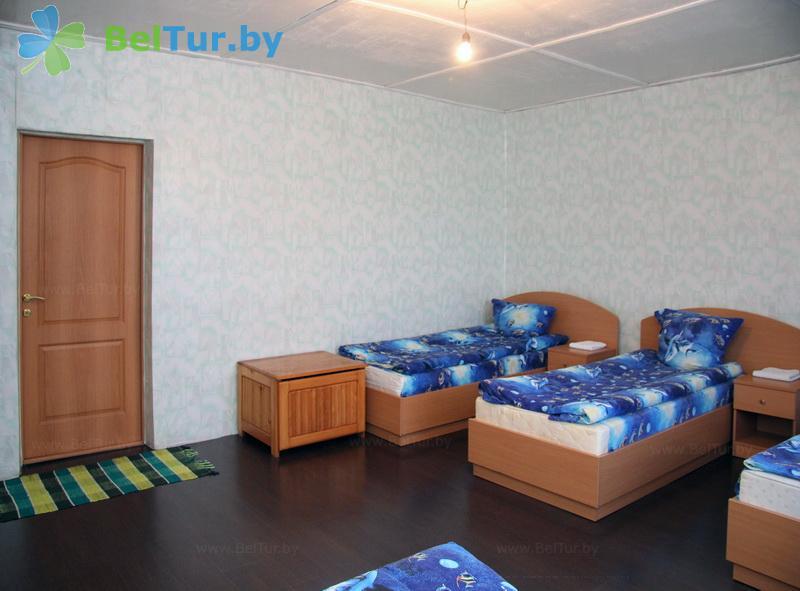 Отдых в Белоруссии Беларуси - усадьба Споровская - четырехместный (дом)