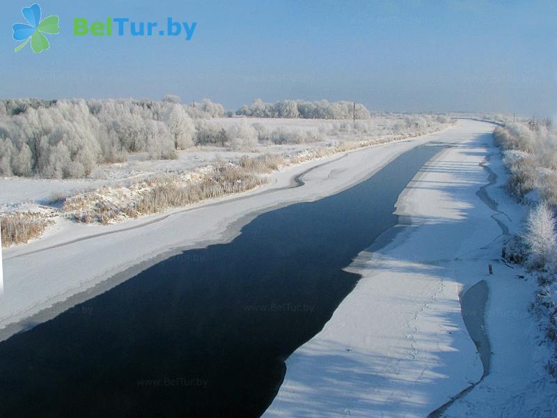 Отдых в Белоруссии Беларуси - усадьба Споровская - Рыбалка