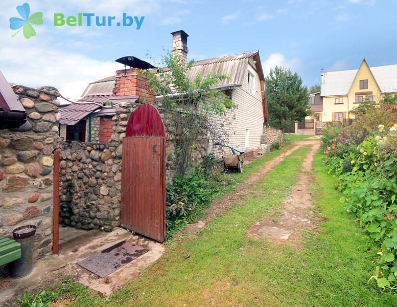 Отдых в Белоруссии Беларуси - усадьба У Серафимыча - Территория и природа