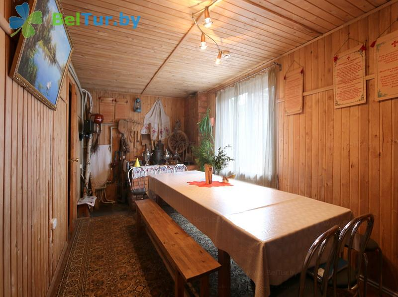 Отдых в Белоруссии Беларуси - усадьба У Серафимыча - Кухня